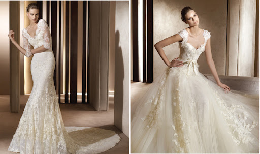 Perfect Wedding UK: Casual Beachfront Bridal Dresses