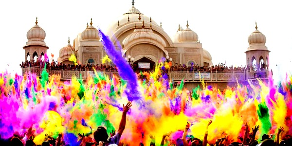 Holi Festival Wallpaper For Facebook