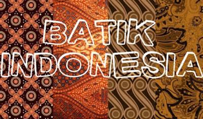 Batik Asli Indonesia Dengan Aneka Ragam Corak
