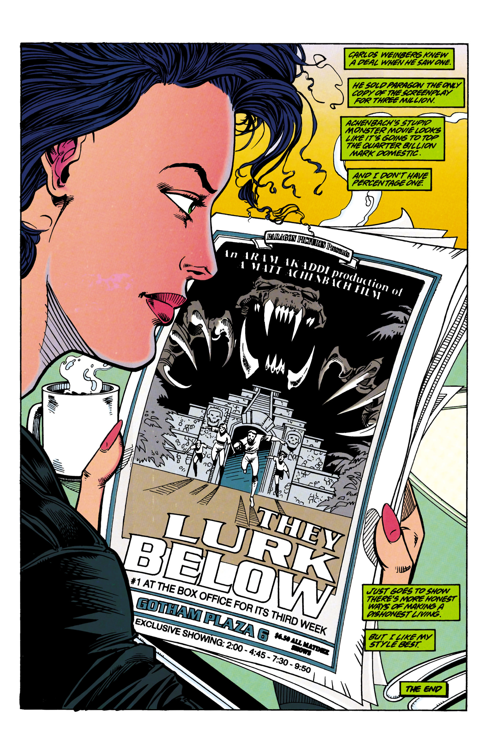 Catwoman (1993) Issue #21 #26 - English 22