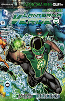Os Novos 52! Lanterna Verde #13