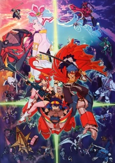 Tengen Toppa Gurren Lagann Movie: Gurren-hen - Gurren Lagann The Movie: Childhood's End VietSub