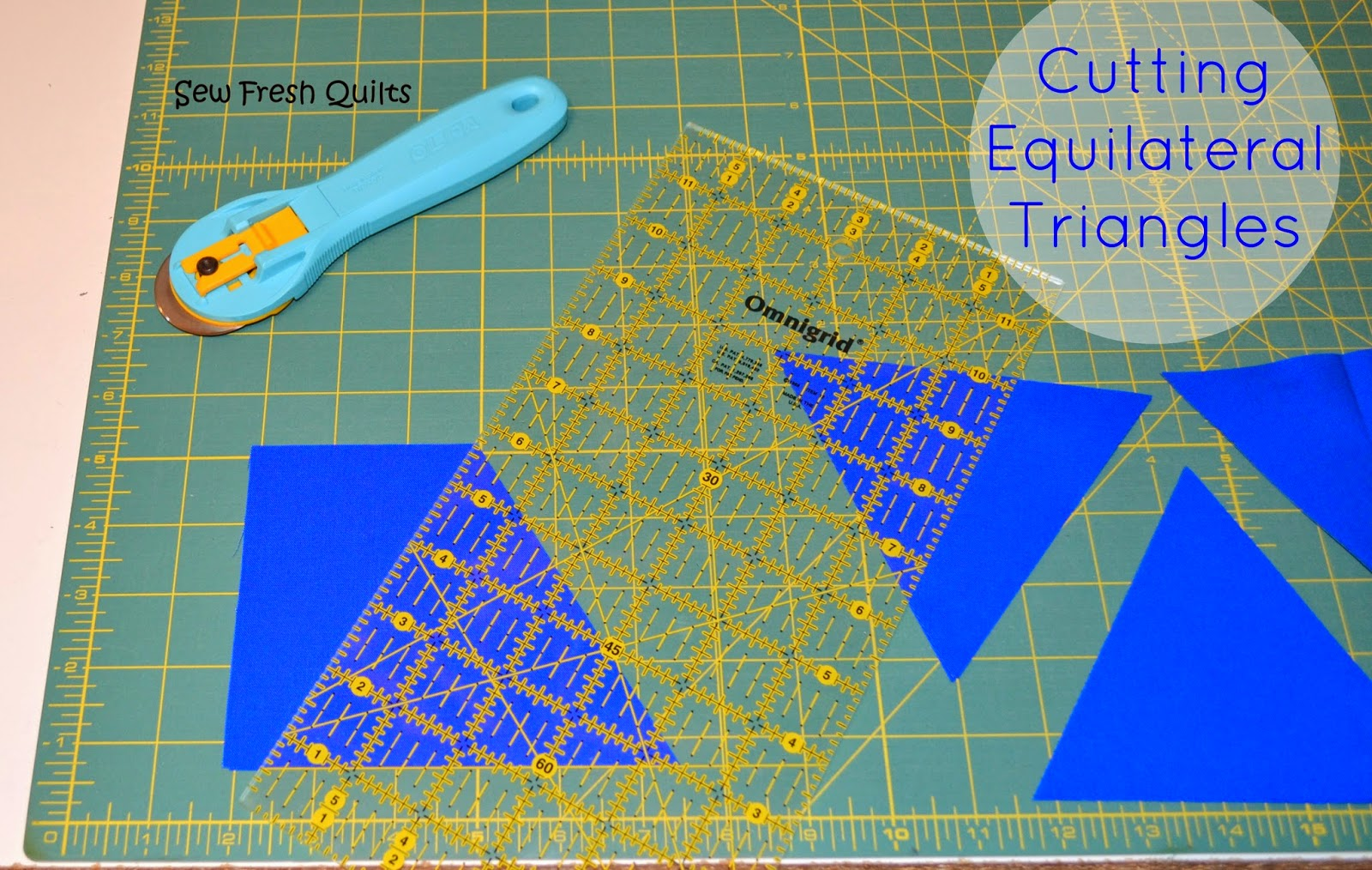 http://sewfreshquilts.blogspot.ca/2014/01/equilateral-triangle-quilt-tutorial.html
