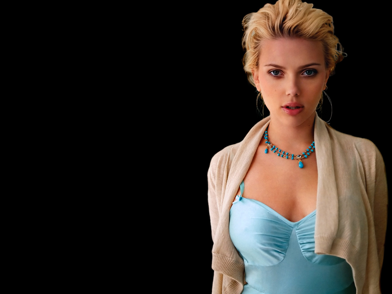 Scarlett Johansson Wallpaper: Kali Wallpaper: Scarlett Johansson 2012 Latest HD Wallpapers