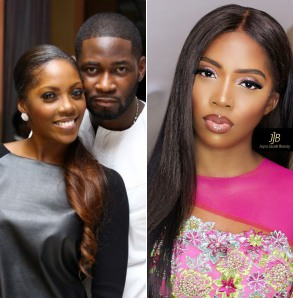 SEE VIDEO As Tee Billz files for divorce from Tiwa Savage