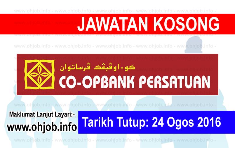 Jawatan Kerja Kosong Bank Persatuan Malaysia Berhad logo www.ohjob.info ogos 2016