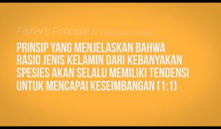 Teori dan Prinsip menurut Fisher's Principle
