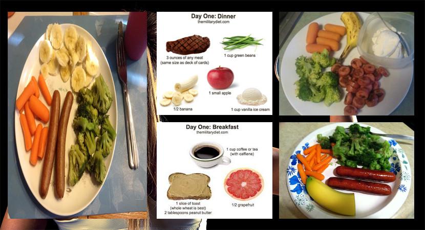 Diet Military atau Diet Ala Militer