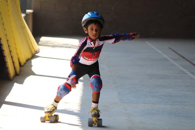 skating in Hyderabad