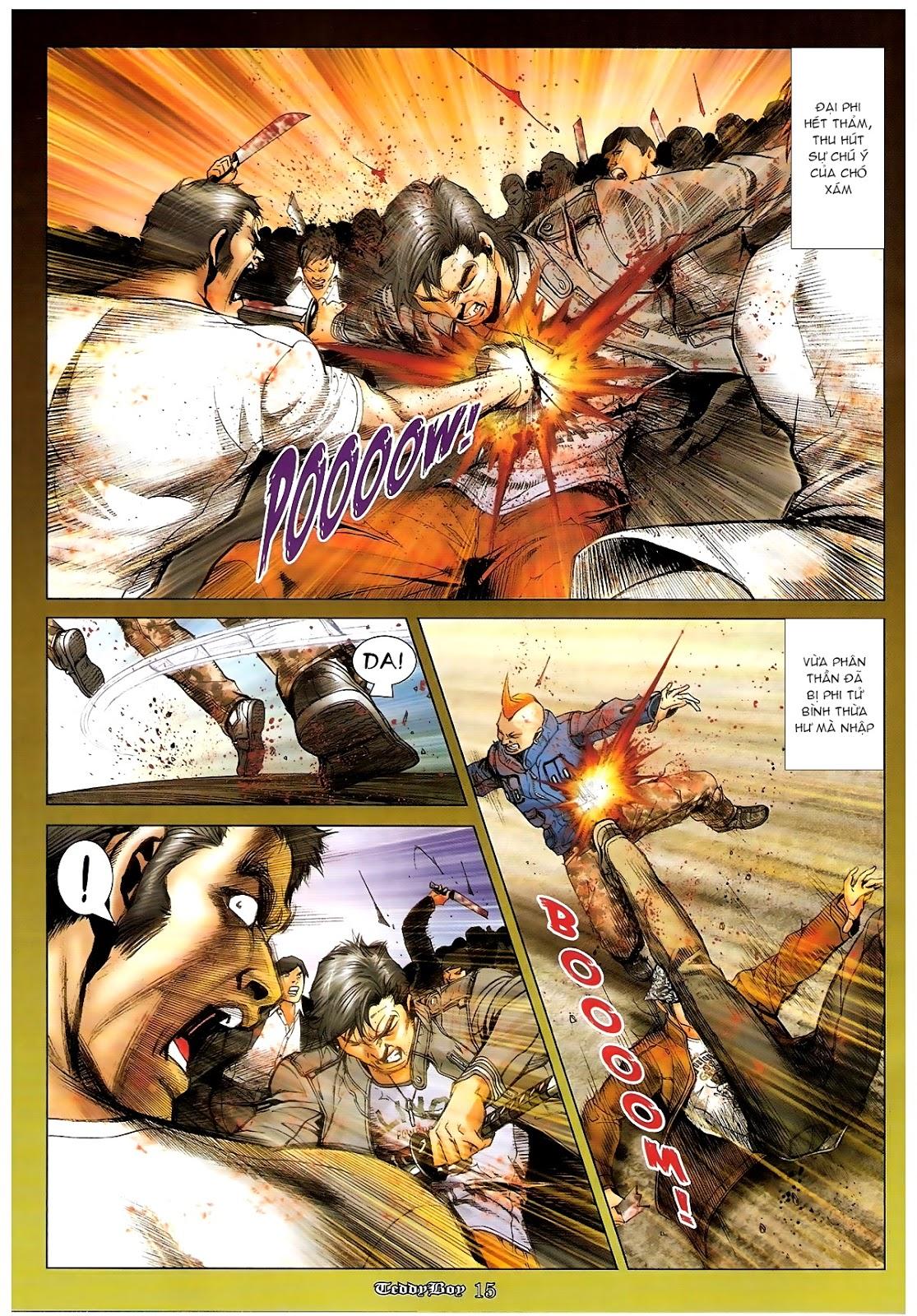 Người Trong Giang Hồ - Chapter 1227: Thái Tử Chung Cực Chiến - Pic 13