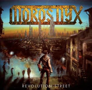 """Ακούστε τον δίσκο των Moros Nyx """"Revolution Street"""""""