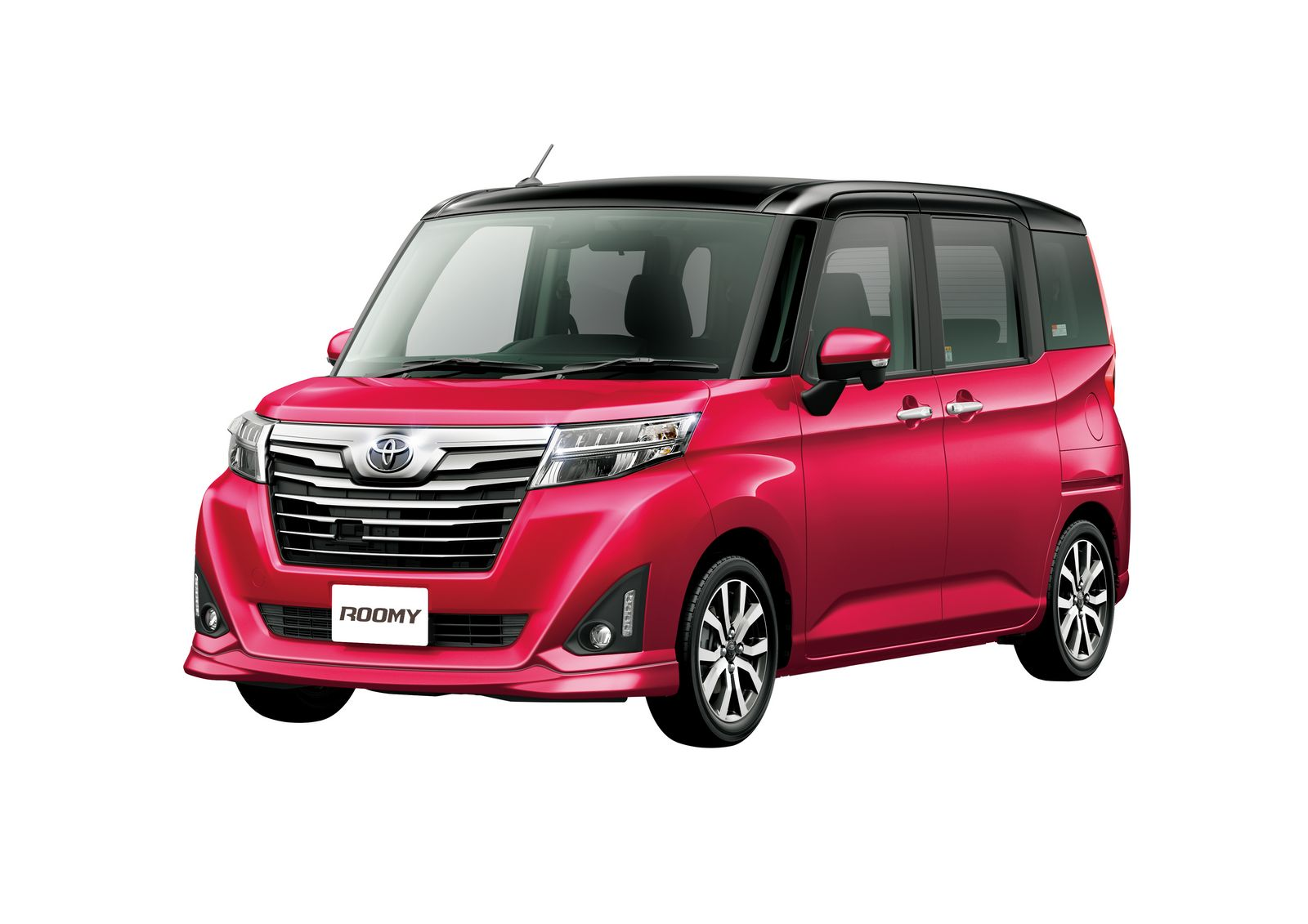 New Kei Vans Toyota Roomy Amp Tank Toyota Nation Forum