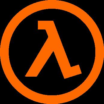 Resultado de imagen para Half Life lambda logo png
