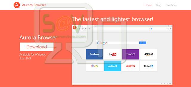 Aurora Browser