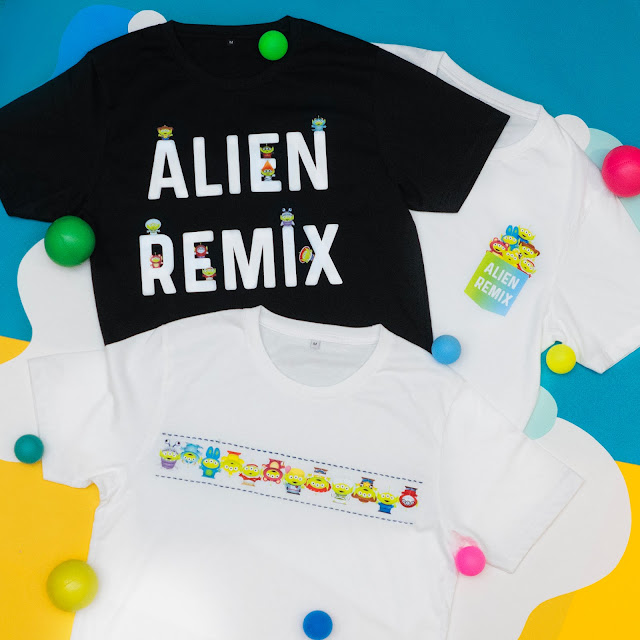 ALIEN-REMIX派對三眼仔朗豪坊 Langham Place Disney Pixar Toy Story