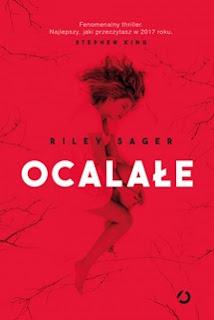 Ocalałe - Sager Riley