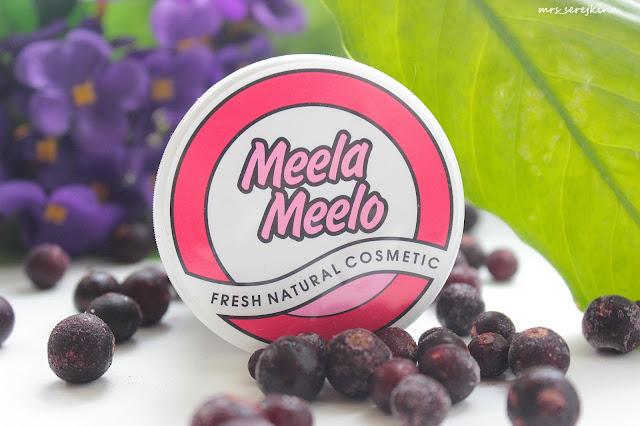 """Meela Meelo маска для лица """"Страшная сила"""""""