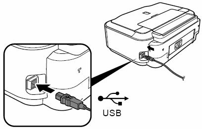 How to install Canon PIXMA MG-Series Driver Manual Method