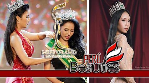 Miss Grand Laos 2018