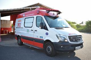 Picuí receberá ambulância do Ministério da Saúde que servirá a base do SAMU local