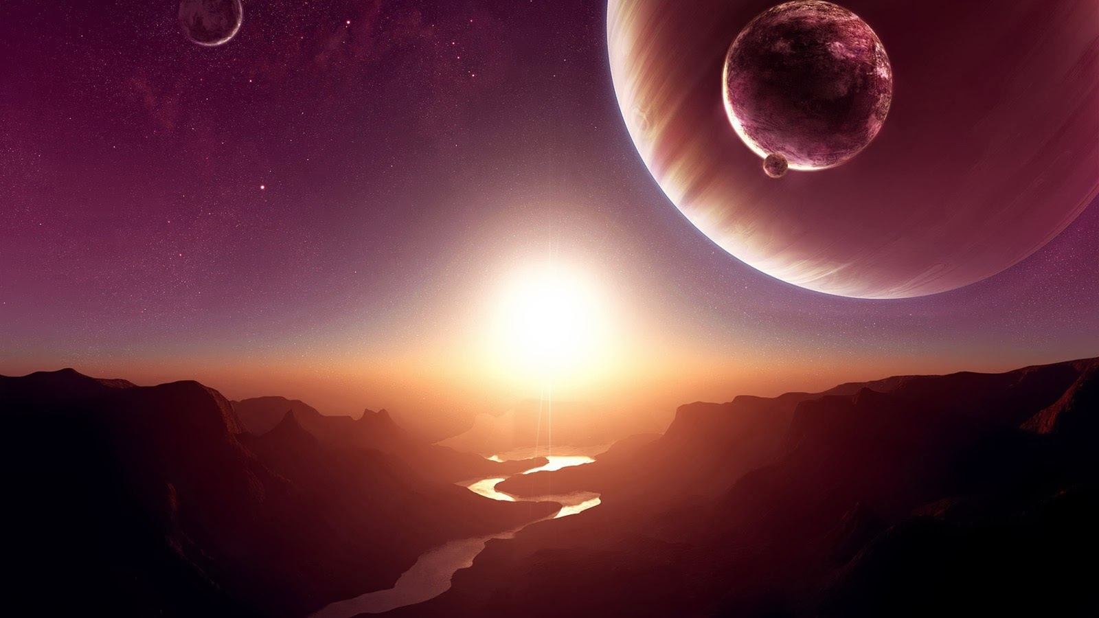 Space Wallpapers High Resolution: Best Space Wallpaper