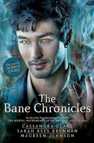 The Bane Chronicles cover