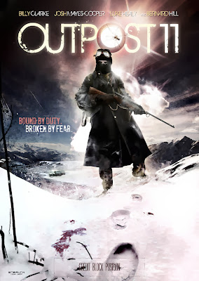 Poster Of Hollywood Film Outpost 11 (2012) In 300MB Compressed Size PC Movie Free Download At worldfree4u.com