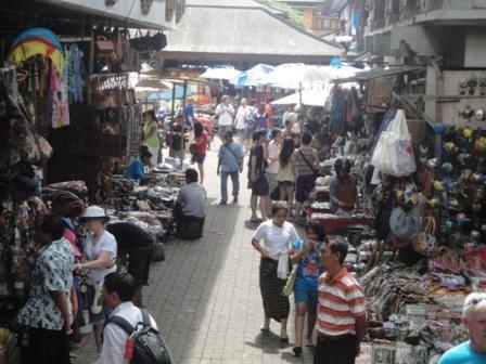 Ubud Traditional Art Market - Ubud, Art Market, Bali, Holidays, Tours, Attractions