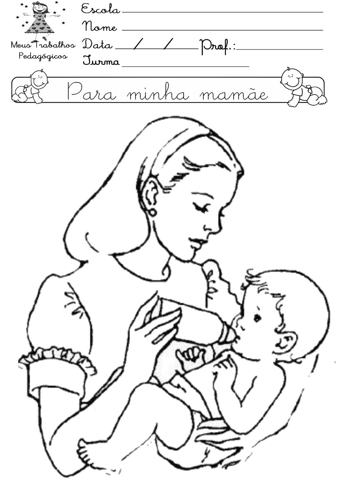 Tia Leika Dia Das Maes