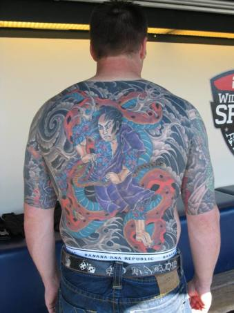 Eric Hinske Tattoo : hinske, tattoo, Tabor's, League, Chew:, Braves, Midseason, Position, Player, Report, Cards