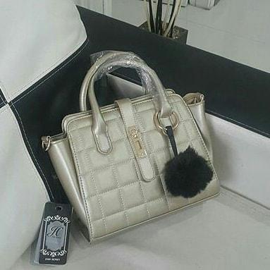Jims Honey Pillow Bag