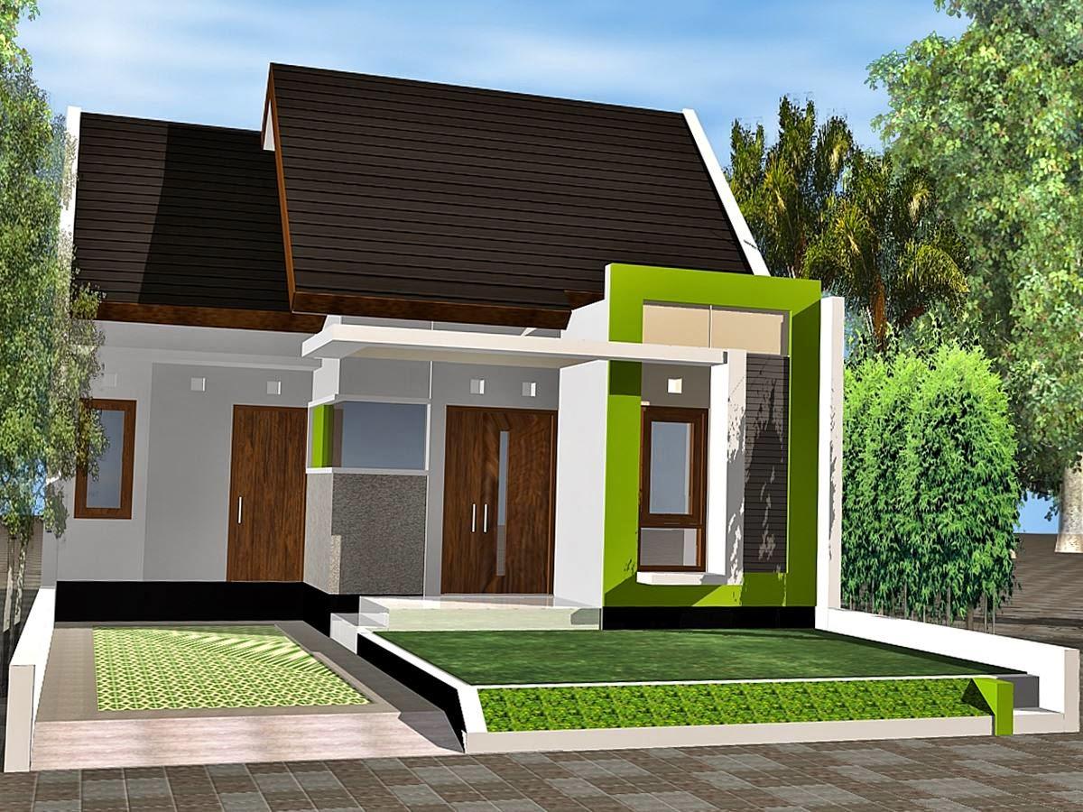 66 Desain Rumah Minimalis Hook 1 Lantai Desain Rumah