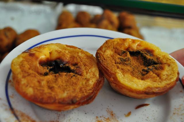 Najwspanialsze ciastka z Belem, do spróbowania w całej Portugalii.