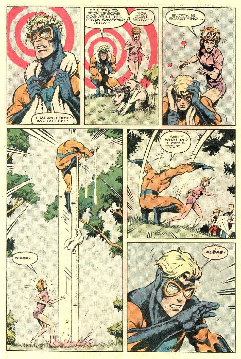 Read online Secret Origins (1986) comic -  Issue #39 - 6