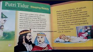Sinopsis Dongeng Putri Tidur, Dongeng Anak, Sleeping Beauty