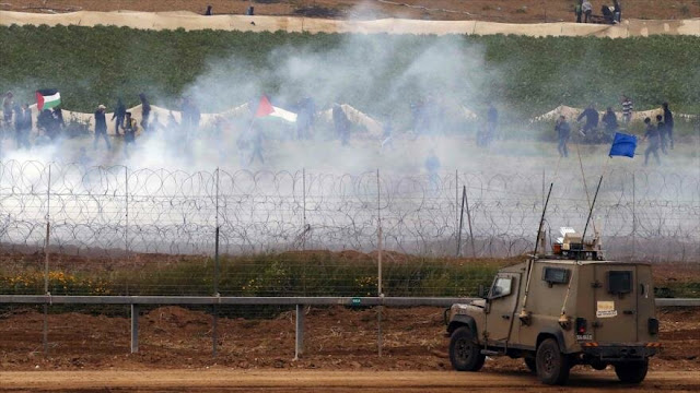 "Palestina denuncia la ""guerra total de Trump"" en apoyo a Israel"