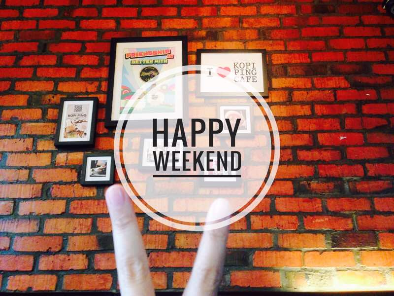 Selamat Berhujung Minggu :)