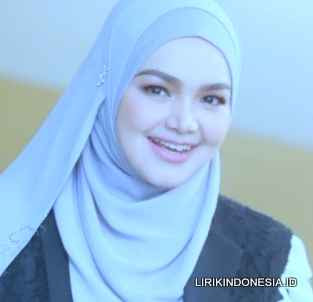 Lirik Comel Pipi Merah dari Siti Nurhaliza