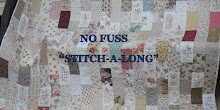 No Fuss Stitch-a-long.... Ruth's Quilt