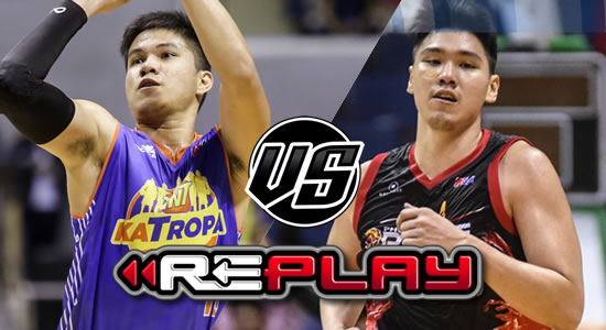 Video Playlist: TNT Katropa vs Phoenix Pulse Fuel Masters replay 2019 PBA Philippine Cup January 18