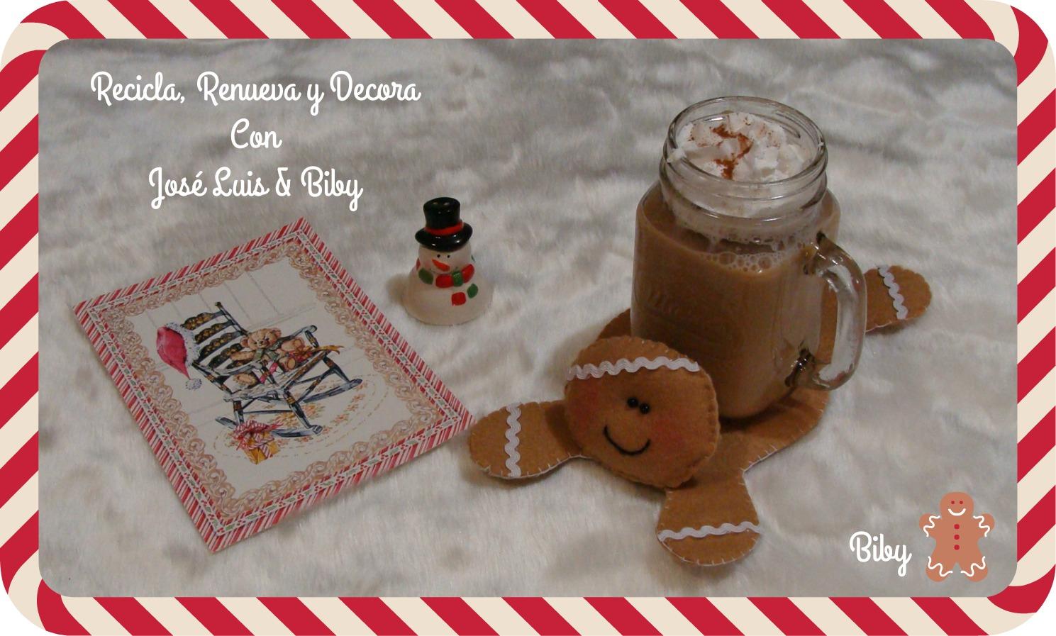 Recicla renueva y decora con jos luis y biby - Recicla y decora ...
