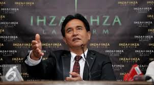 Yusril: Presiden Amatiran, Kapan Rakyat Sadar Negara Ini Seharusnya Dipimpin Yang Ngerti Ngurus Negara?