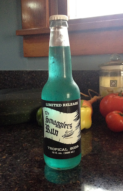 "Ozark Mountain's ""The Smugglers Run"" Tropical Soda"