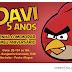 Lindos convites de aniversário dos Angry Birds