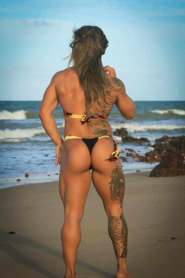 Brazilian Nude Beach Babes