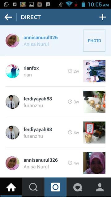 Fitur Dasar Instagram