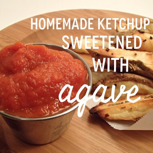 let's make homemade ketchup!