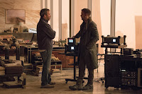 Blade Runner 2049 Ryan Gosling and Denis Villeneuve Set Photo 1 (28)