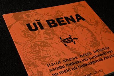 Livro - UI BENA - Kaxinawá-2
