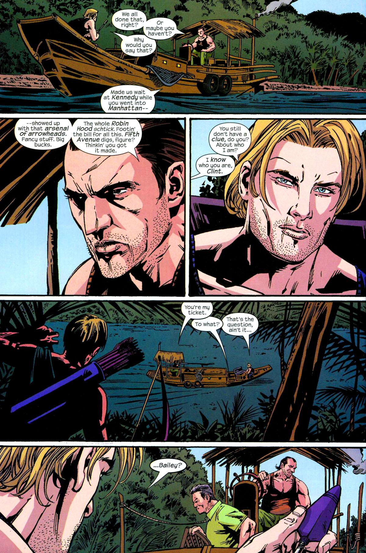 Hawkeye (2003) Issue #5 #5 - English 7